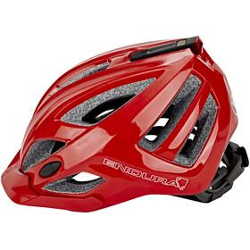 Endura Xtract Helmet gloss red